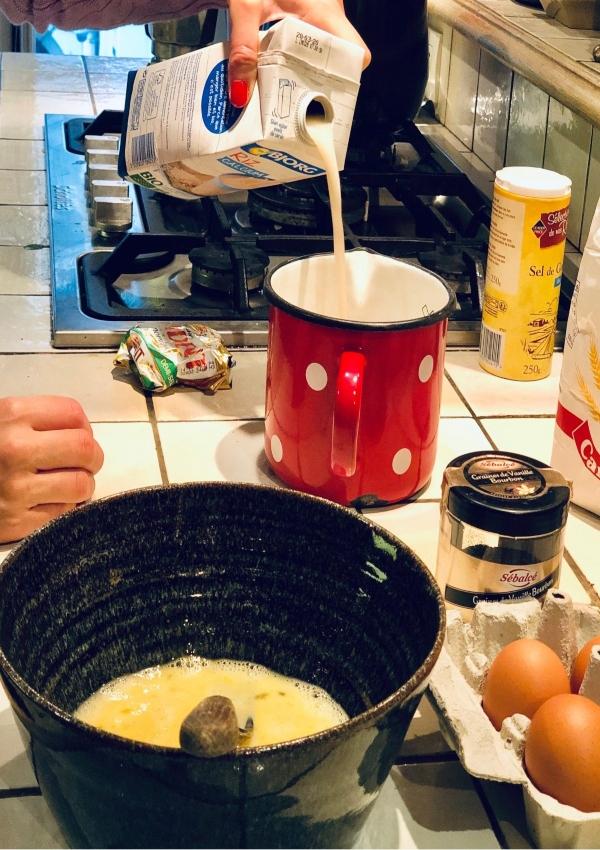 Paris Easiest Crepe Recipe Ingredients AirBnb Cooking Class