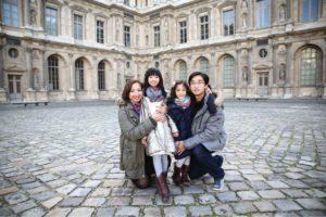 Paris! Where it all began.