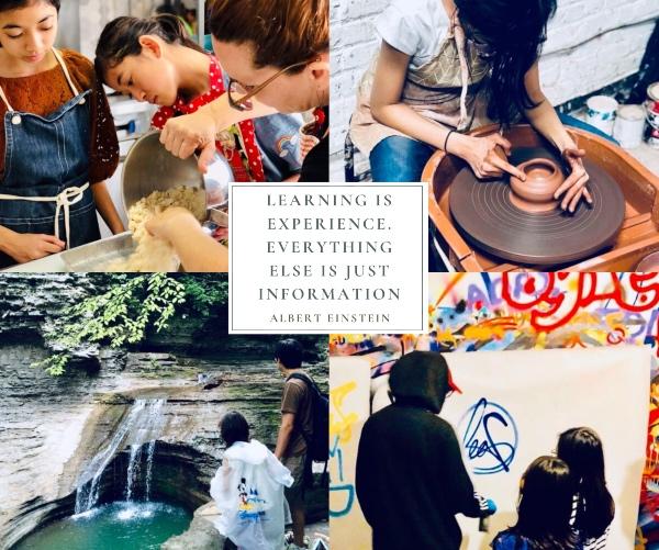 We believe in nurturing wonder and curiosity
