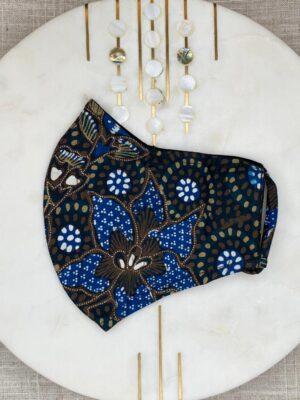 Hand Drawn Natural Dye Batik Masks