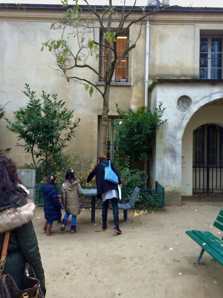 things to do in paris with kids playground
