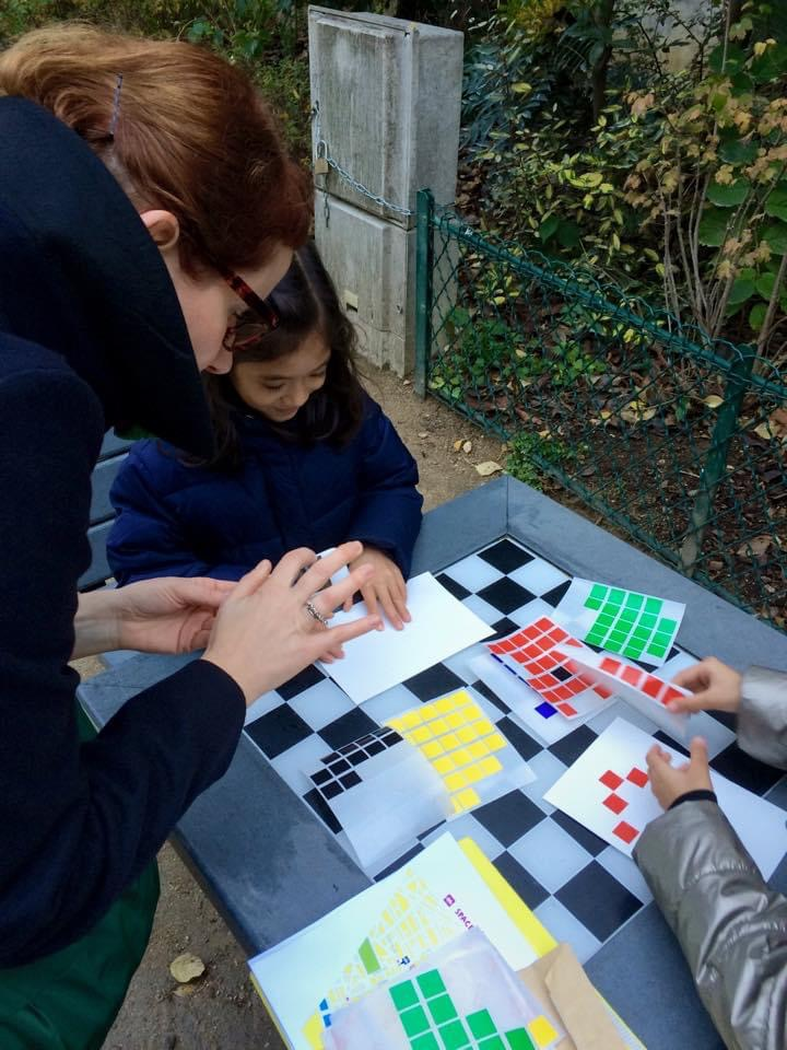 art tour in paris for kids