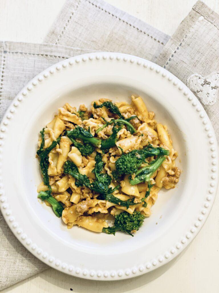 date night at home Italian dinner recipe