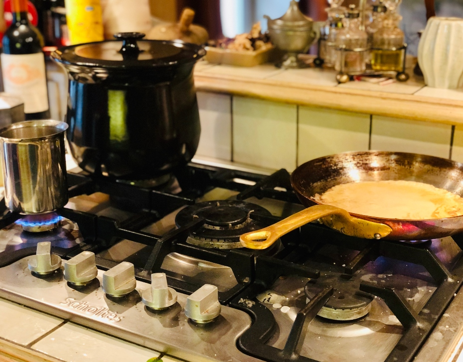 airbnb cooking class in Paris